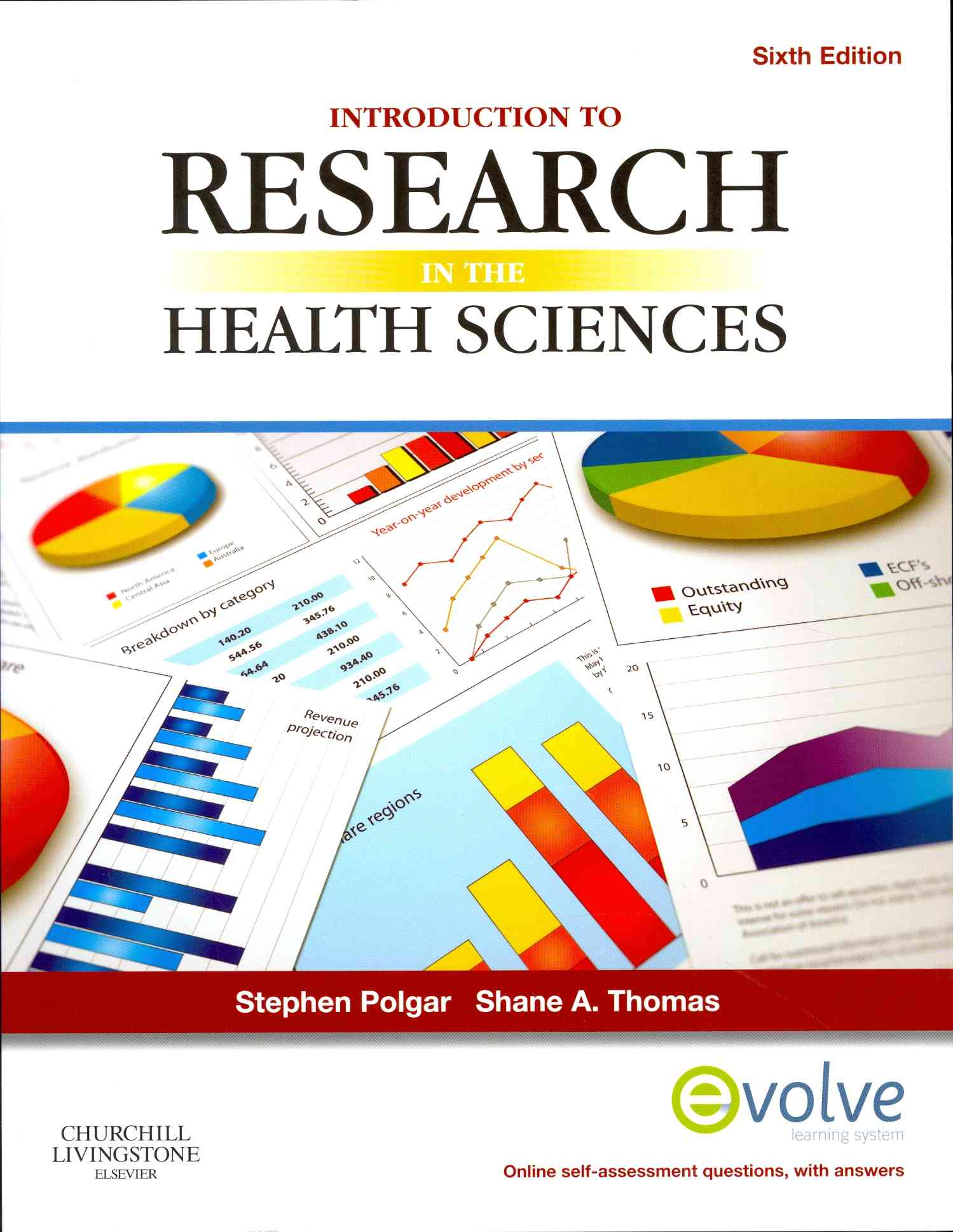 Introduction to Research in the Health Sciences By Polgar, Stephen/ Thomas, Shane A.